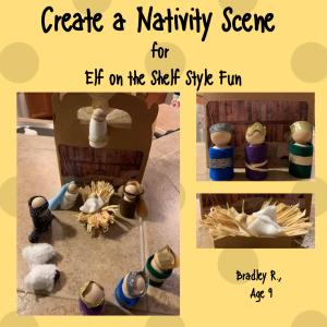 Create a Nativity Scene