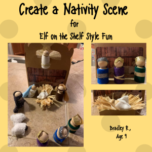 Create a Nativity Scene