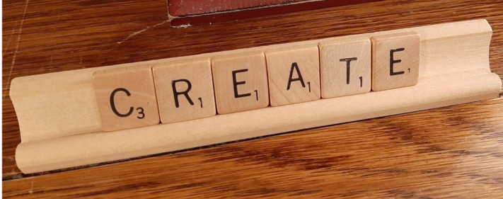 Create Scrabble Tile