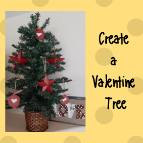 Create a Valentine Tree