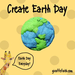 Create Earth Day Website Post