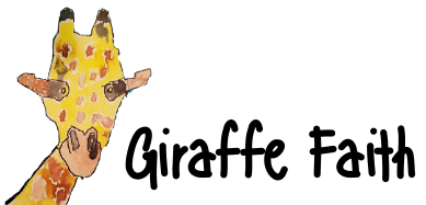 Giraffe Faith