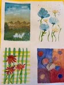 Denise Baldwin Watercolors